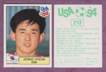 South Korea Kim Jeong Hyeok 213